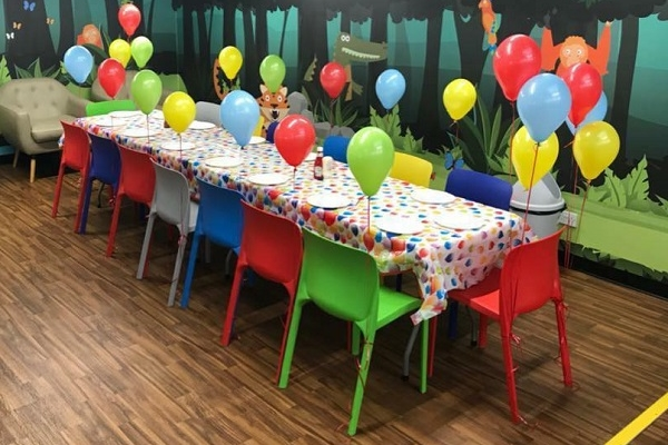 Budget birthday party ideas in Surrey