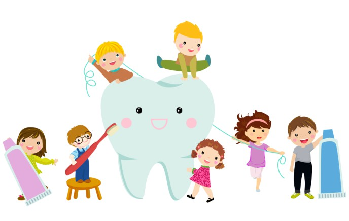 Children's teeth – a bite sized guide